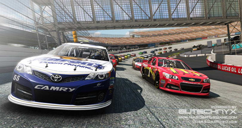 Eutechnyx to self-publish new NASCAR games for PC and mobile