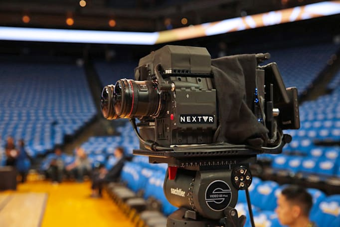 Fox Sports will stream the Big East hoops tournament in VR