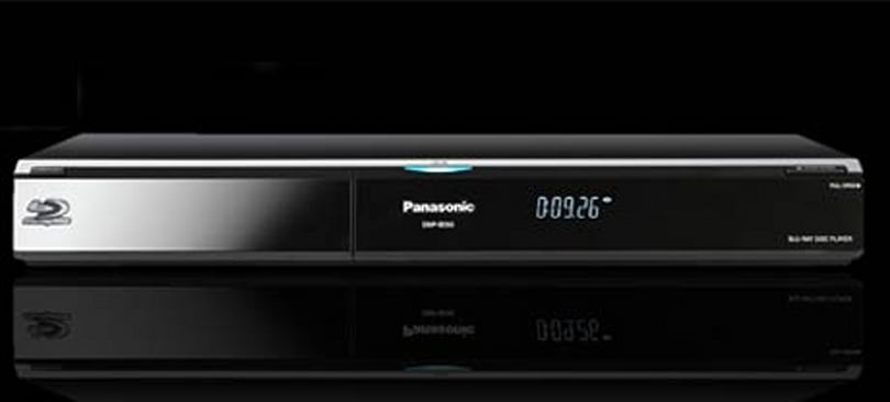Panasonic DMP-BD50 Blu-ray players start to see the light of day