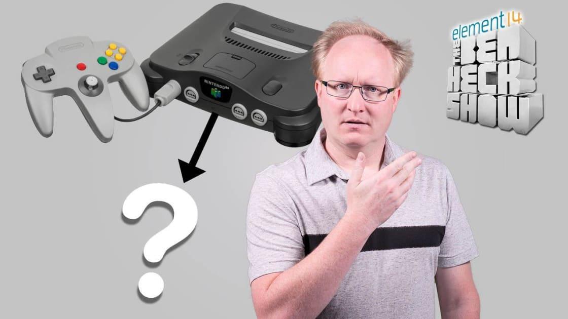 Ben Heck S Portable N64 Part 2