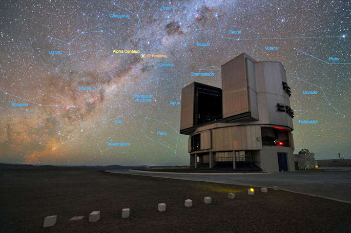 ESO will upgrade its Very Large Telescope to hunt for exoplanets