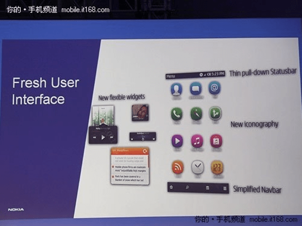 Symbian UI overhaul scheduled for the fall?