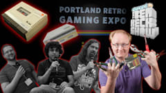 Ben Heck visits the Portland Retro Gaming Expo