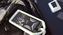 AKKA Ski Retriever detects where you lost your skiing gear with waterproof radio tags