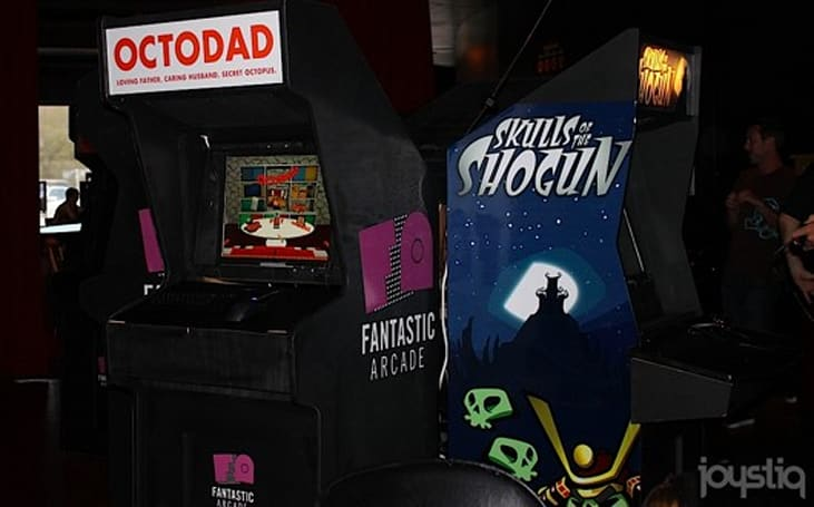 Fantastic Arcade 2011 in pictures