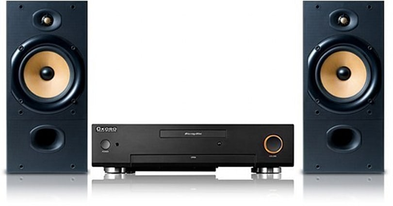 Okoro Media Systems's OMS-AX100 amps up your boring HTPC