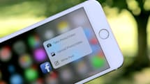 Facebook uses 3D Touch to preview links, profiles and photos