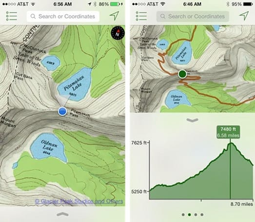 Daily iPhone App: Topo Maps+ is your best backcountry companion