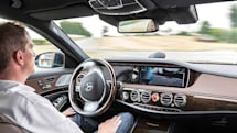 Uber opens its network to self-driving cars, starting with Daimler