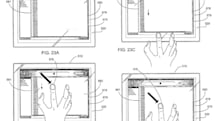 Apple patent filing details touchscreen tablet