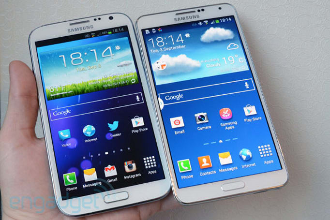 Samsung Galaxy Note 3: What's changed?