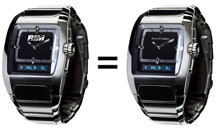 RIM working on Bluetooth watch, other spellbinding accessories?