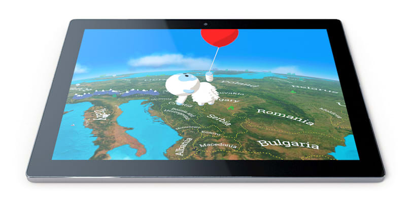 Google app for kids makes it fun to explore the Himalayas
