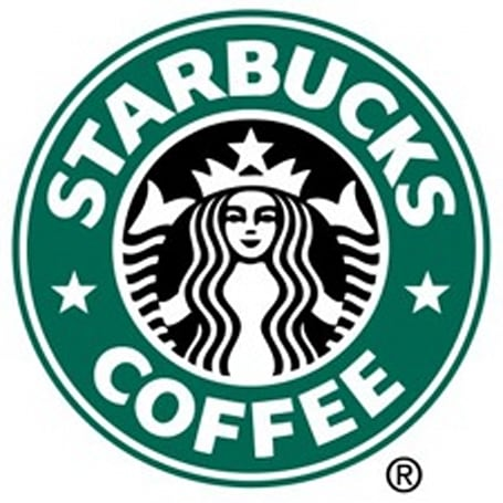 Apple and Starbucks, sitting in a tree