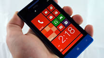 Windows Phone 8S by HTC hands-on: a bright Windows phone that holds promise (video)