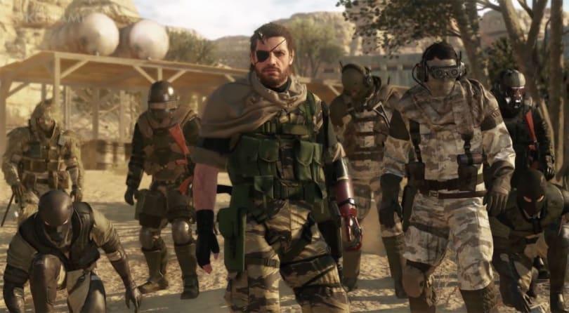 Konami reportedly closes the LA studio behind 'Metal Gear Online'