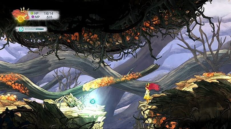 Child of Light rhymes fairy tale charms with JRPG arms