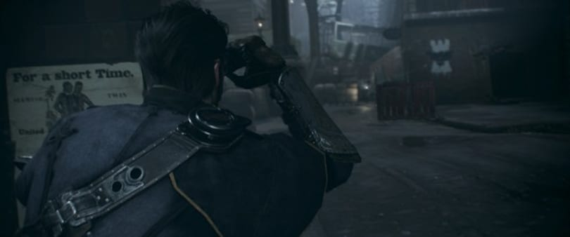 The Order: 1886's cinematic look is more than meets the eye