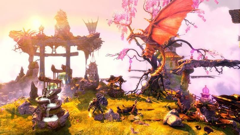 Trine 2 expansion 'Goblin Menace' revealed, included in Wii U version
