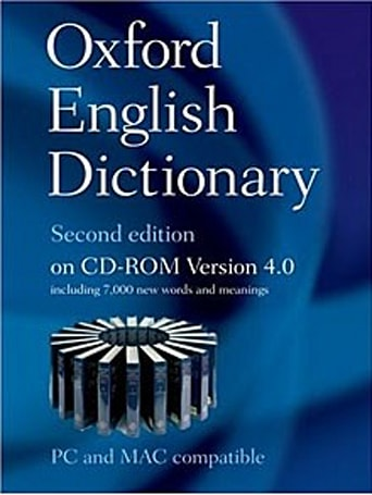 Oxford English Dictionary back to the Mac