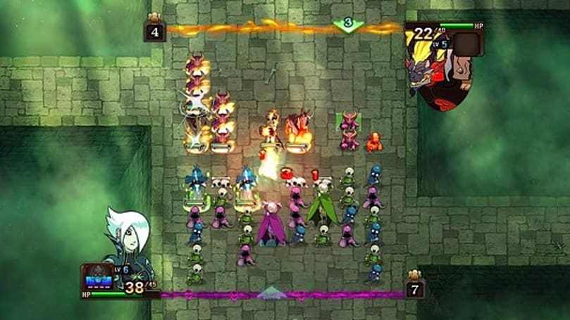 Clash of Heroes HD takes a turn on PC this quarter