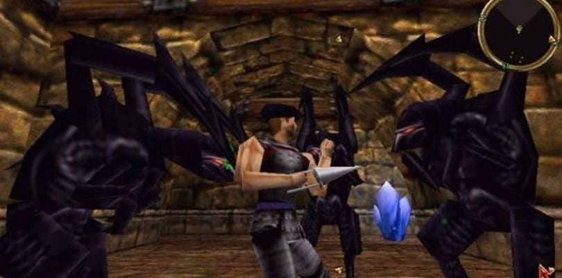 The Game Archaeologist and the Asheron Recall: The highlights