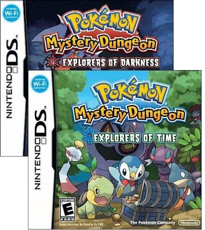 Pokemon Mystery Dungeon: Explorers of Sales