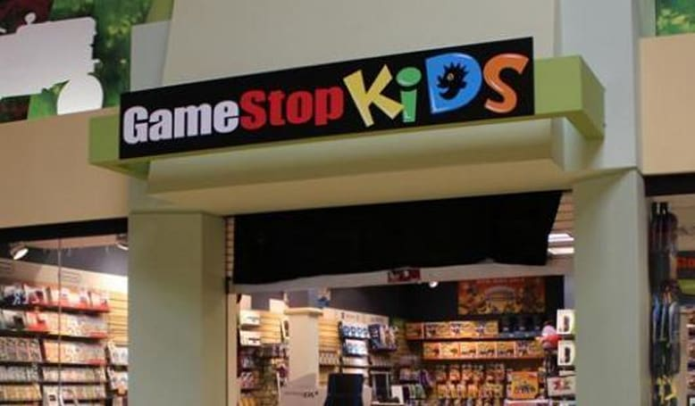 GameStop Kids stores opening in 80 locations, first one today