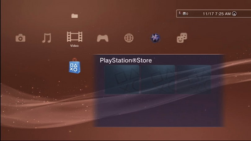 PSN cards, Video Store available this fall in Europe