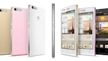 Huawei brings new super-fast LTE tech to affordable Ascend G6 smartphone and MediaPad M1 tablet (updated: hands-on)