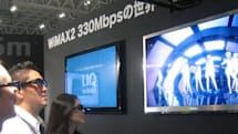 Samsung showing off 330Mbps WiMAX 2 mobile broadband over at CEATEC 2010