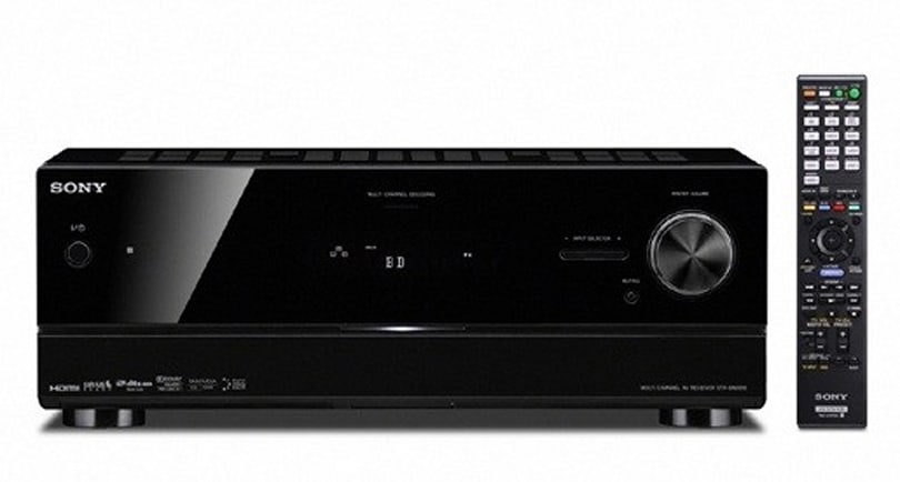 Sony to start rolling out promised 3D update for latest A/V receivers