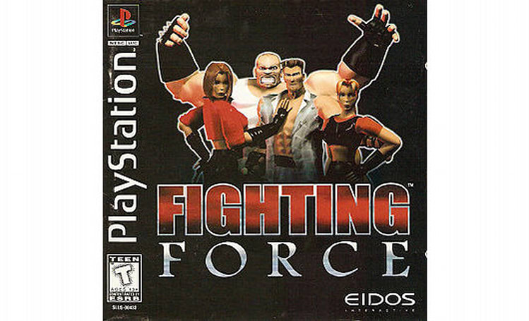 PEGI rates Fear Effect series, Fighting Force 2 for PS3