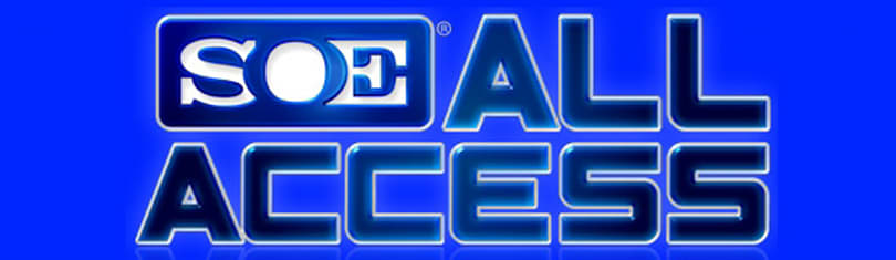 SOE's All Access transition now slated for April 29