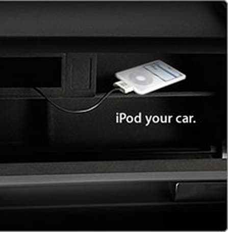Apple iPod integration coming to Ford, GM, Mazda
