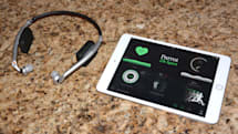 Parrot Zik Sport headphones do noise canceling, heart monitoring