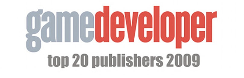 Game Developer Research's 'Top 20 Publishers 2009' stays the same