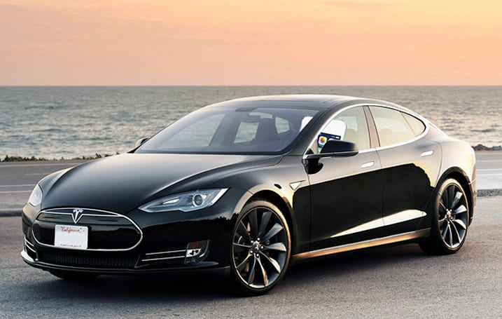 You'll soon be able to start a Tesla Model S just with an iPhone