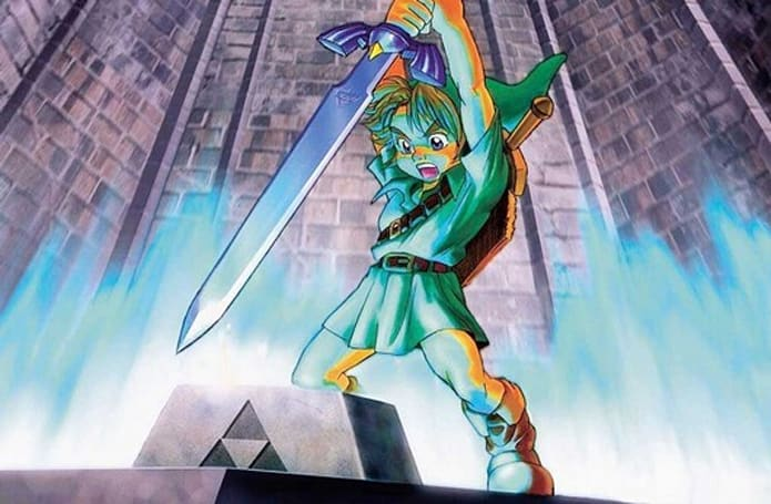 Is Zelda about to hit the MMO space?