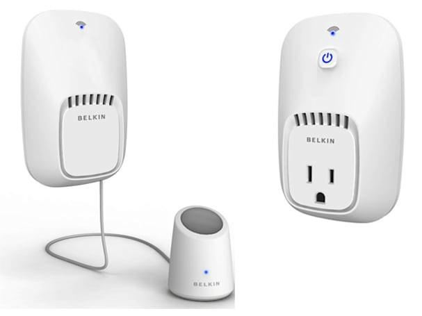 Belkin announces WeMo home automation system; controls electrical outlets with your smartphone, motion