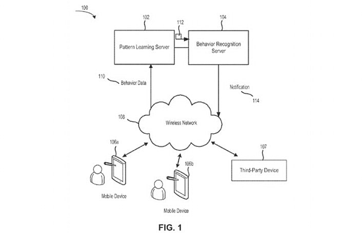 New patent points to iPhone that knows when it's been stolen