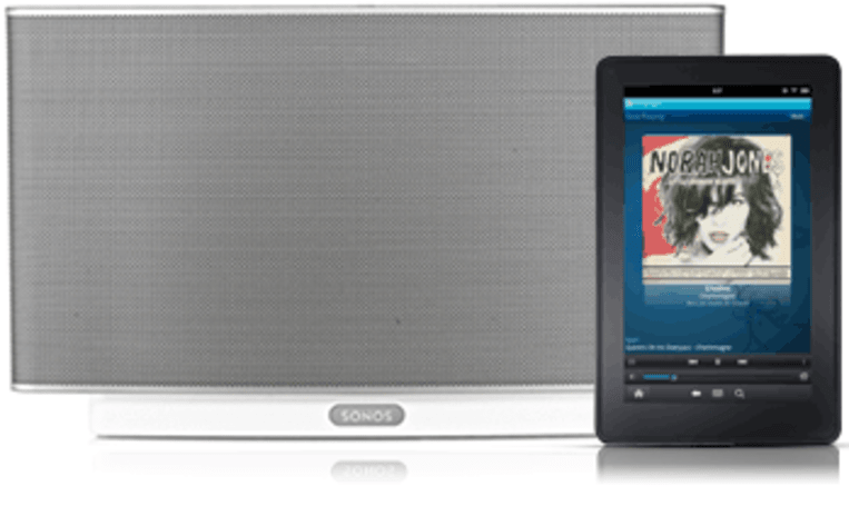 Amazon Cloud Player now lets you play content on your Sonos system, helps get the party started