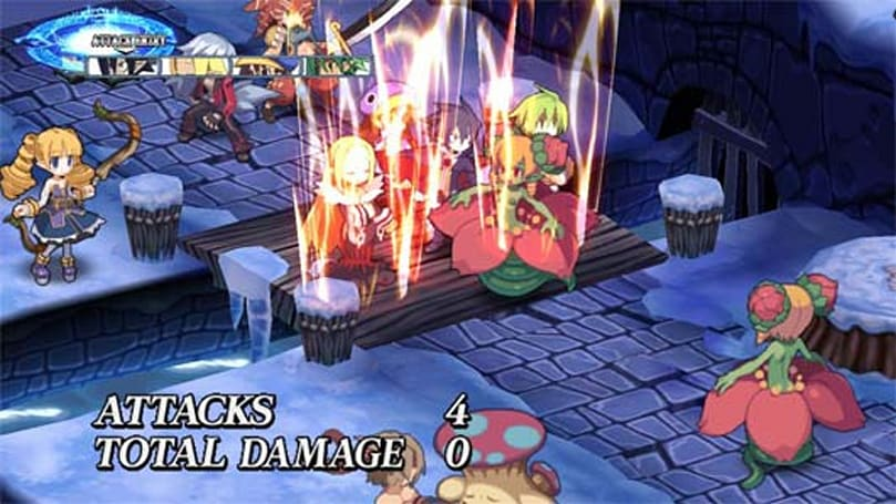 Two DLC packs announced for Disgaea 4 in Japan