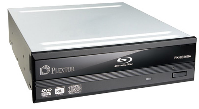 Plextor announces four new optical drives, 6x Blu-ray readers included