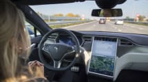 Bundesamt warnt Tesla-Fahrer in Brief