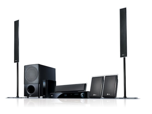 VUDU comes to LG Blu-ray home theater systems