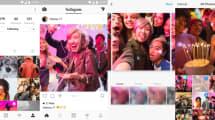 Instagram jetzt mit bis zu zehn Bildern und Videos pro Posting