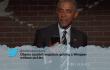 Barack Obama liest gemeine Tweets