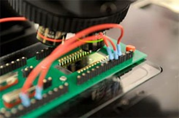 Newfangled lab-on-a-chip technology gets more health data from less blood