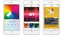 Apple won't pay royalties during Music's trial period